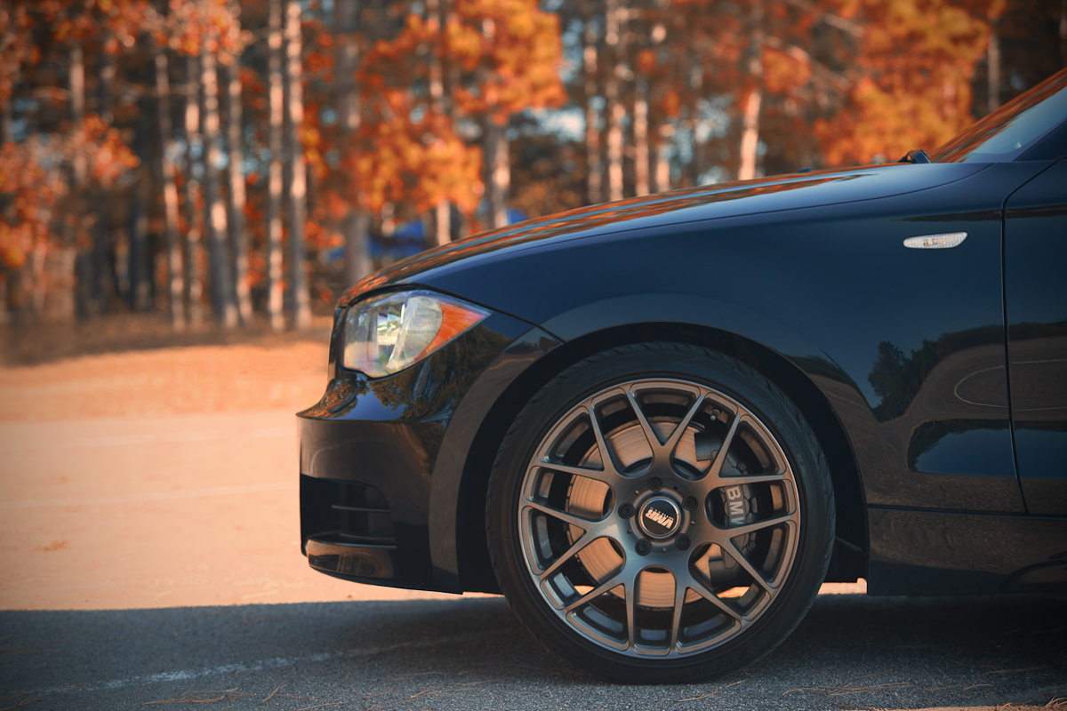 Black Carwhich Color Rims